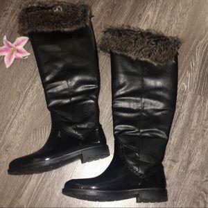 ☔️Fashion Nova Rain Boots ☔️